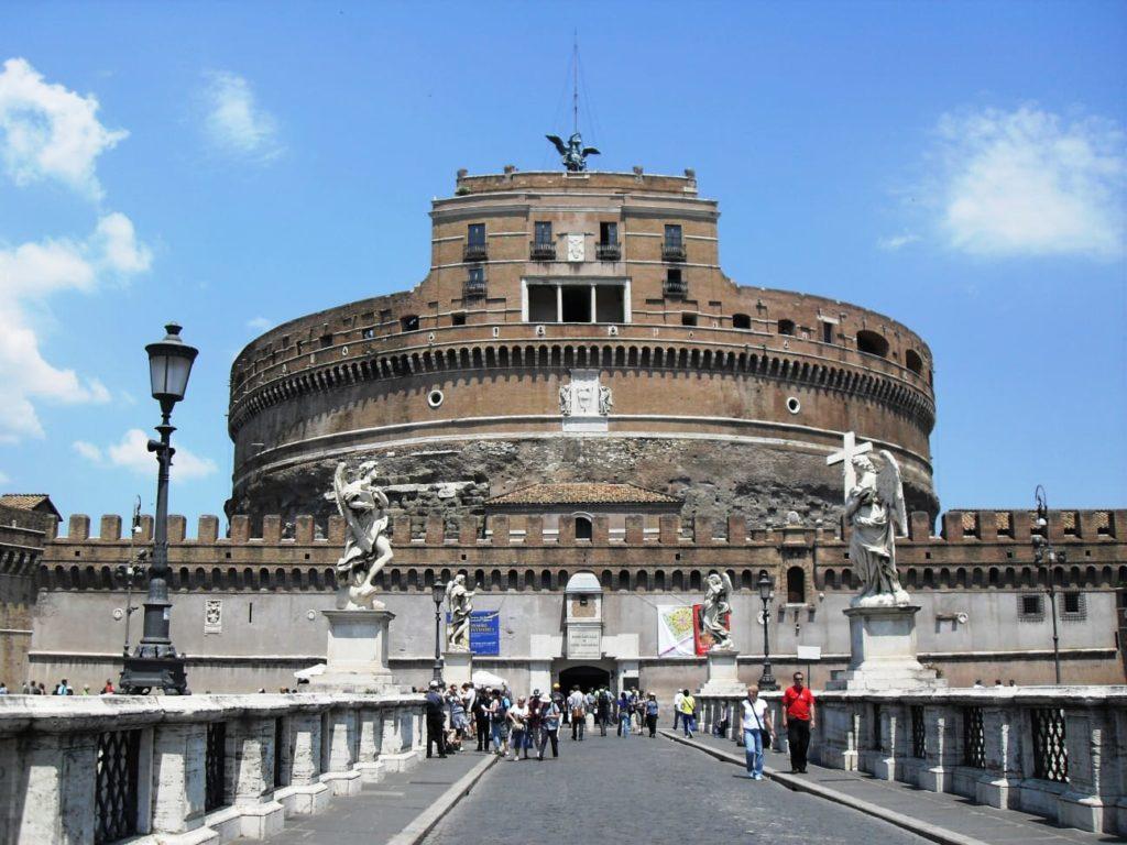 Roma, Castel Sant'Angelo