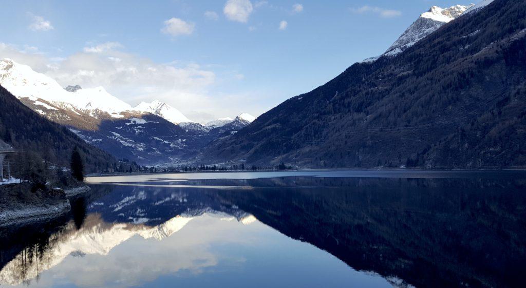 Bernina Lago Poschiavo