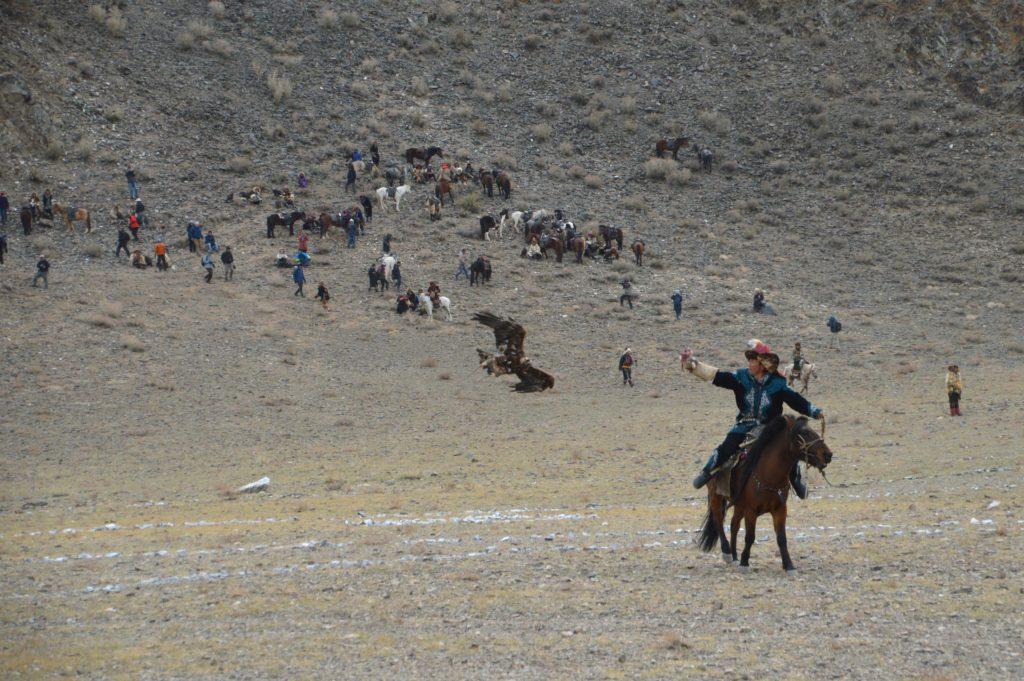Eagle Festival, Mongolia