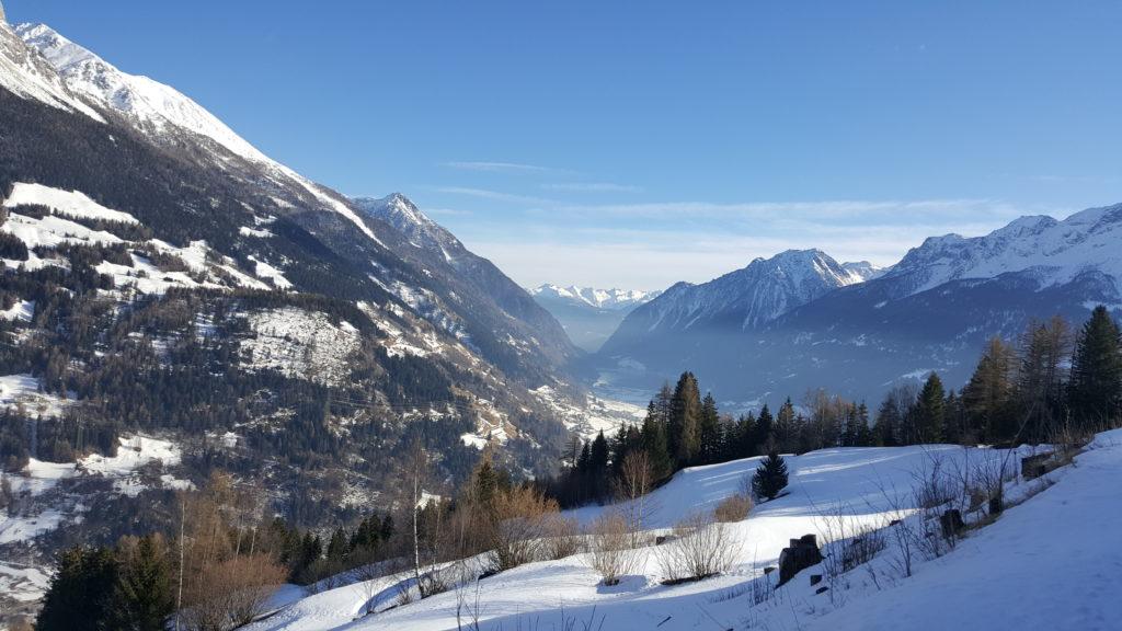 Bernina Montagne