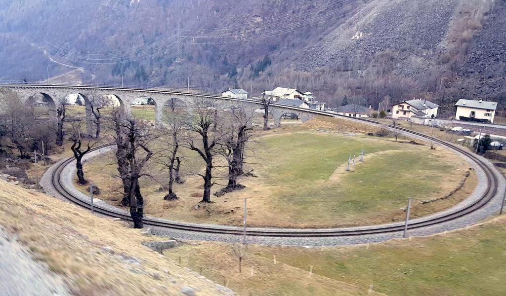 Viadotto Brusio
