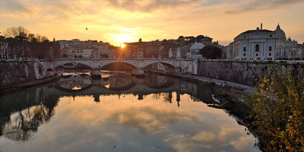 Roma, Tevere, Trastevere