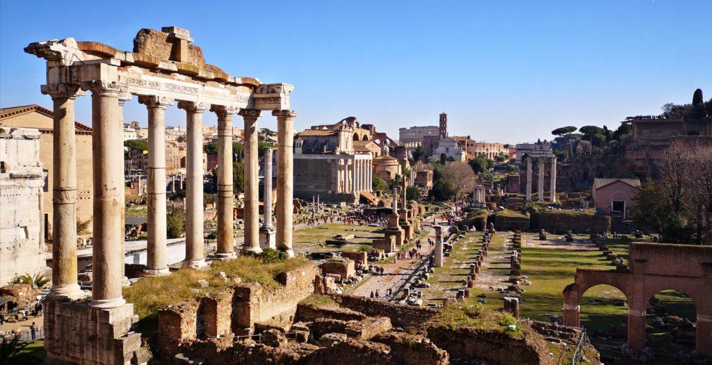 Roma, Fori Imperiali, Foro Romano
