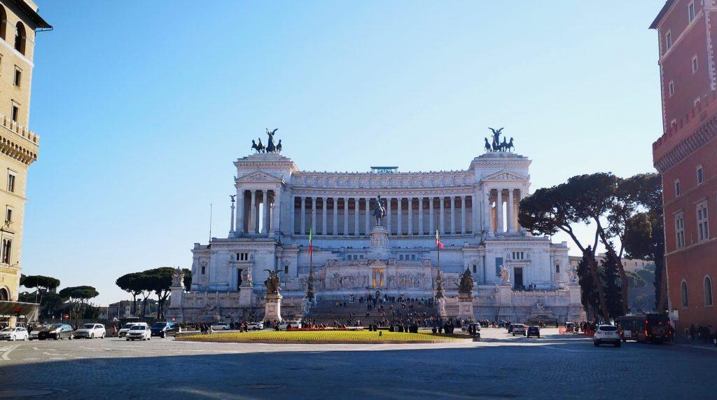Roma, Vittoriano, Piazza Venezia