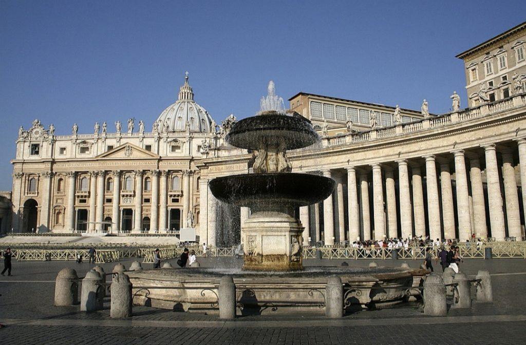 Roma, Piazza San Pietro, Vaticano