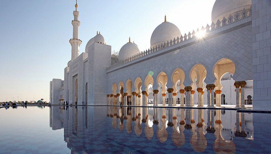 Grande Moschea dello Sceicco Zayed, Abu Dhabi
