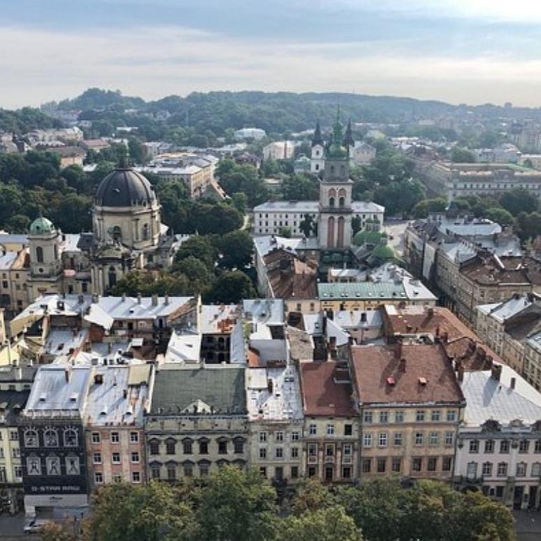 Lviv Львів
